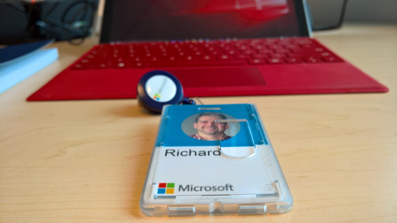 Rich returns to Microsoft